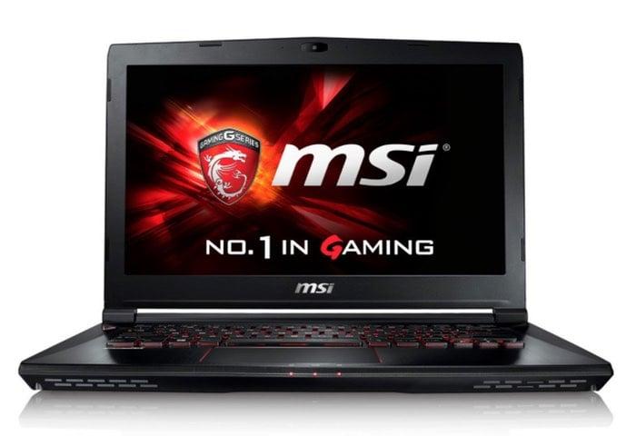 MSI GS40 Phantom Gaming Laptop