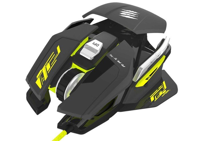 Mad Catz R.A.T. PRO S Gaming Mouse-1
