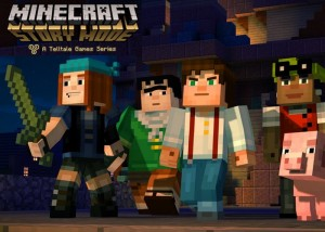 Minecraft Story Mode Launches On Android And iOS (video)