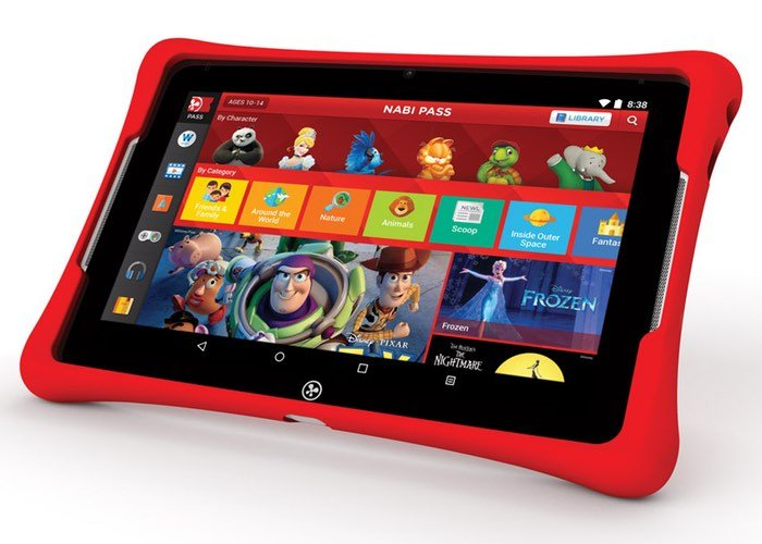 Nabi Elev-8 Android Tablet for Kids