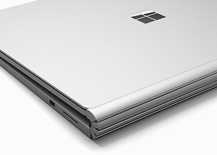 New Microsoft Surface Book