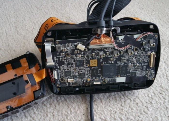 OSVR HDK Virtual Reality Headset