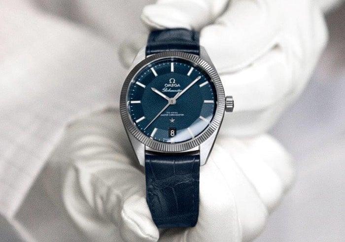 Omega Master Chronometer Certification System