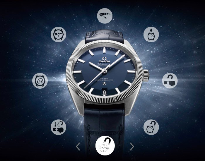 Omega Master Chronometer Certification