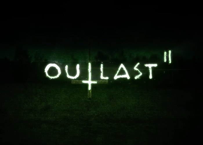 Outlast 2 Game