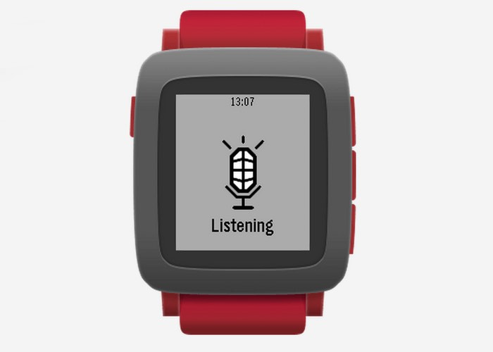 Pebble Dictate API