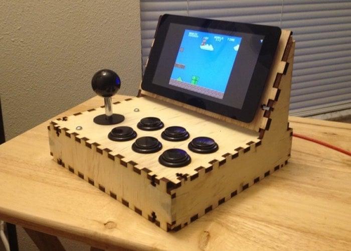 PiPlay DeskCade Raspberry Pi Desktop Arcade