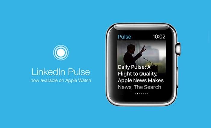 Pulse Apple Watch