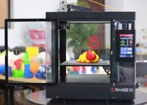 Raise3D 3D Printer Launches With Touchscreen, High Resolution Printing And More
