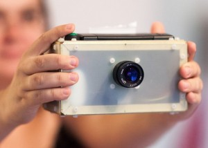 PolyPi Raspberry Pi Point And Shoot Instant Camera Created (video)