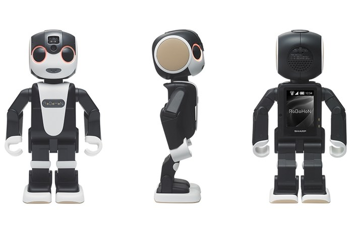 RoboHon Smartphone
