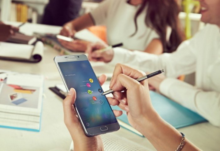 Samsung Galaxy Note 5 Software Update Released