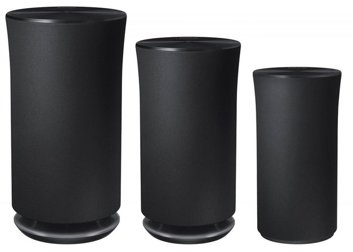 Samsung Radiant360 Wireless Speakers