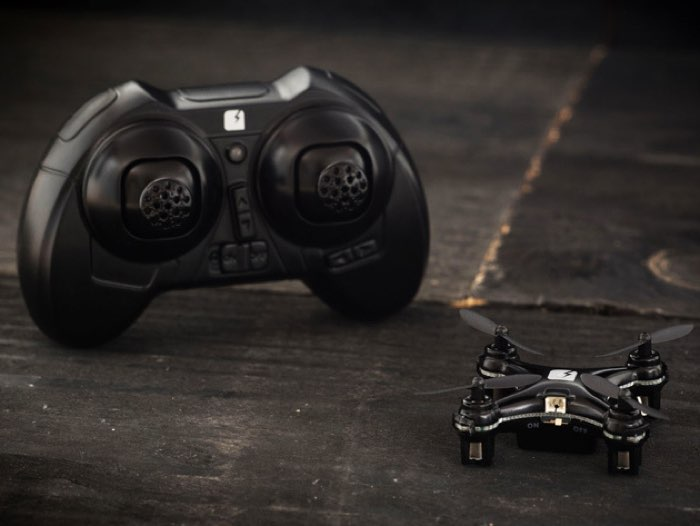 Reminder: Get The SKEYE Nano Drone Matte-Black Limited Edition, Save 42%