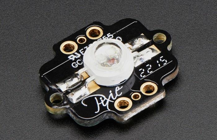 Smart LED Pixel