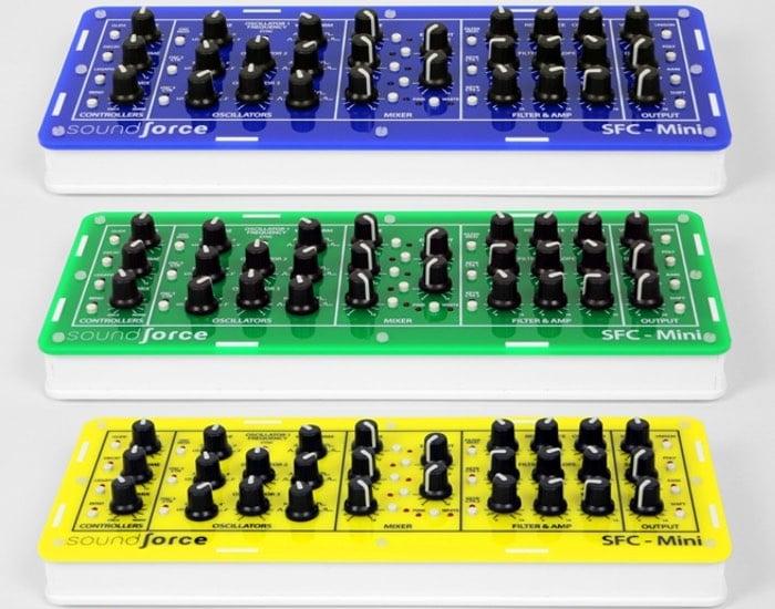 SoundForce SFC-Mini Controller