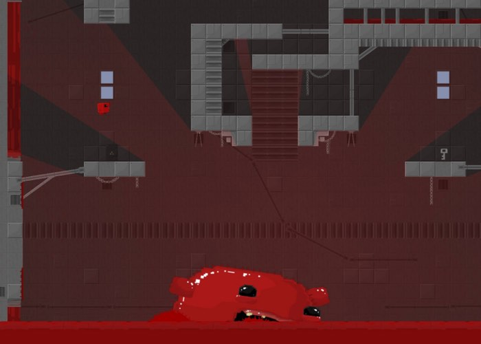 Super Meat Boy Launches On PS4 And PS Vita Tomorrow