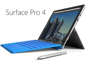 Microsoft Surface Pro 4 Now Official (video)
