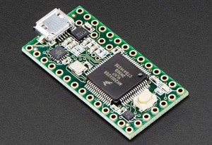 Teensy 3.2 Breadboard-Friendly Development Board Arrives At Adafruit
