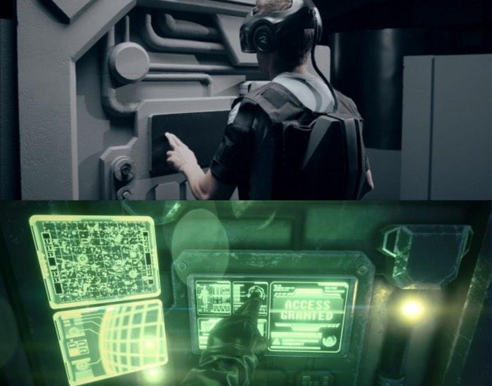 The VOID Virtual Reality Theme Park