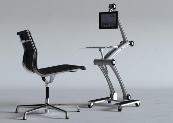 The Zstand minimalist Desk