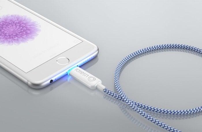 UsBidi Intelligent Smartphone Charging Cable