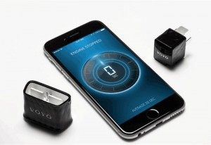 VOYO Car Engine Monitoring System And Smartphone Application (video)