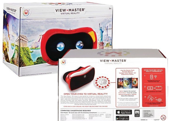 View-Master VR Headset