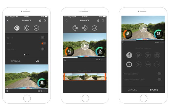 Waylens Car Camera System