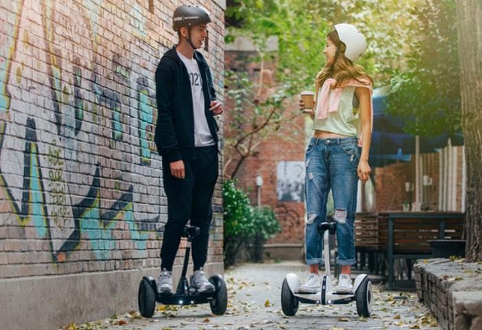 Xiaomi Self Balancing Scooter Unveiled