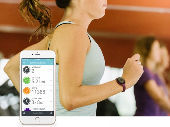 Zoom Fitness Tracker