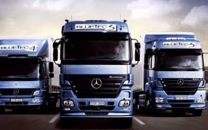Mercedes Benz Self Driving Trucks Take To The Roads