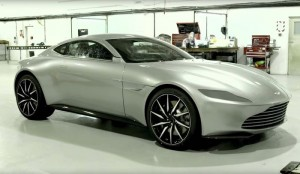 Aston Martin DB10 Appears In New Video
