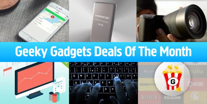 deals of the month