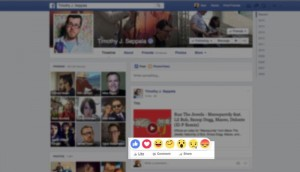 Facebook Like Button To Get Emoticon's