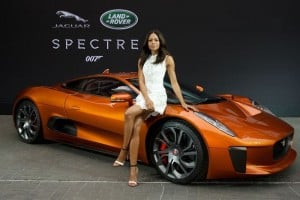 Spectre Racks Up Tens of Millions of Dollars in Wrecked Cars