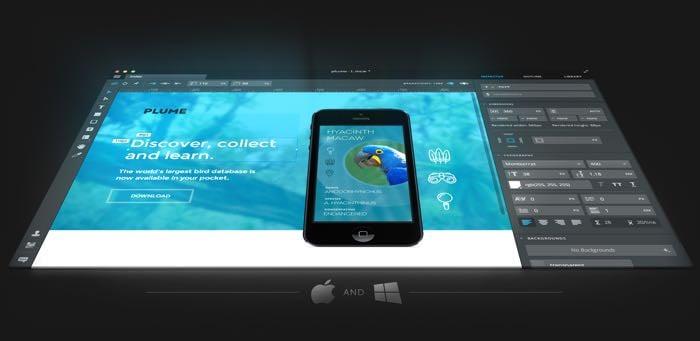 Macaw Code-Savvy Web Design Tool