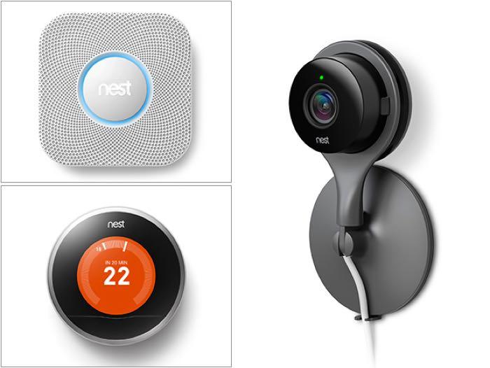 nest smart home kit