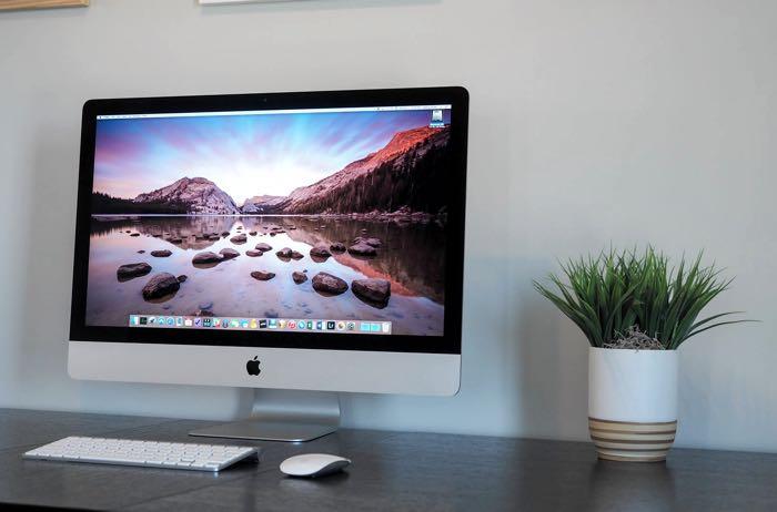 21.5 Inch Retina iMac