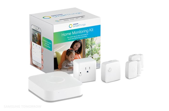 Samsung SmartThings Home Monitoring Kit Lands In The US