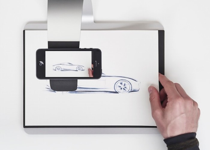 scanPAD Smartphone Scanner
