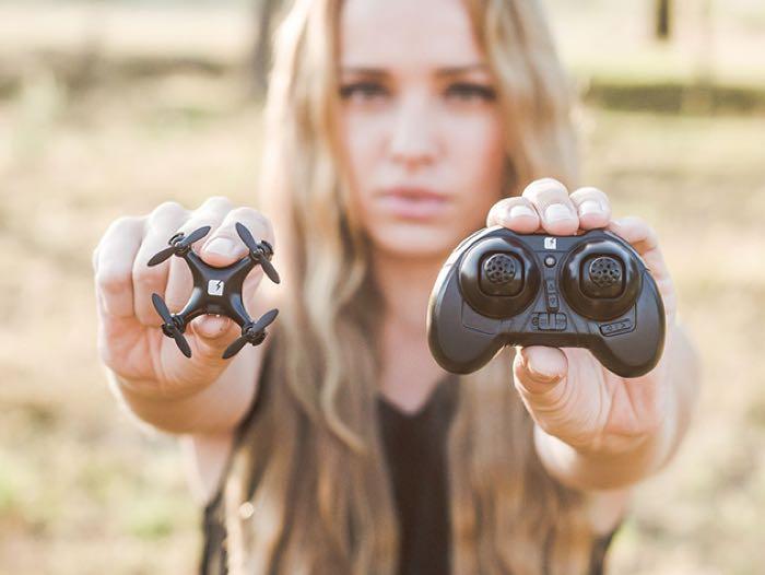black skeye nano drone