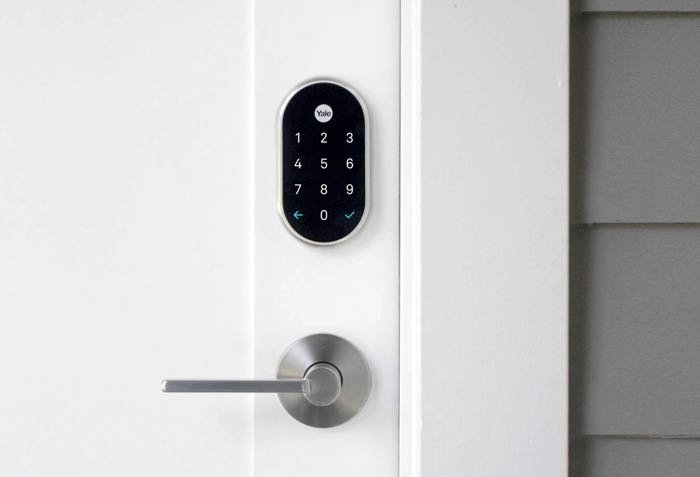 Yale Announces The Linus Smart Lock