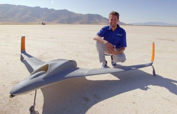 3D Printed Unmanned Aerial Vehicle-1
