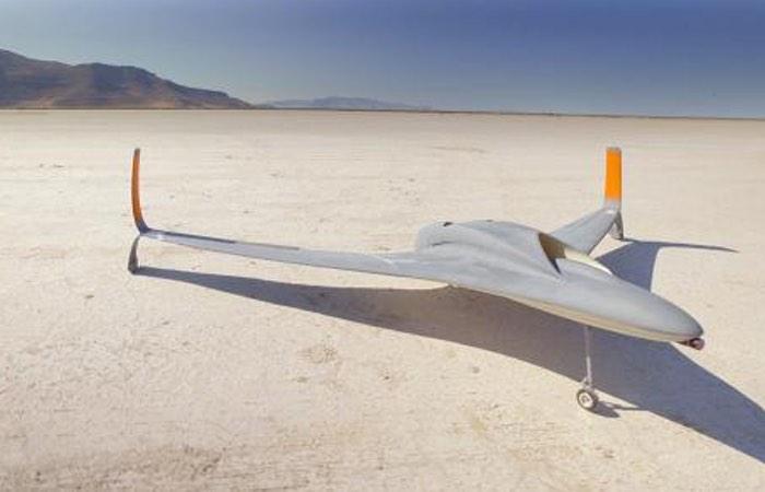 3D Printed Unmanned Aerial Vehicle