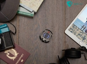 AirBolt Travel Luggage Smart Lock (video)