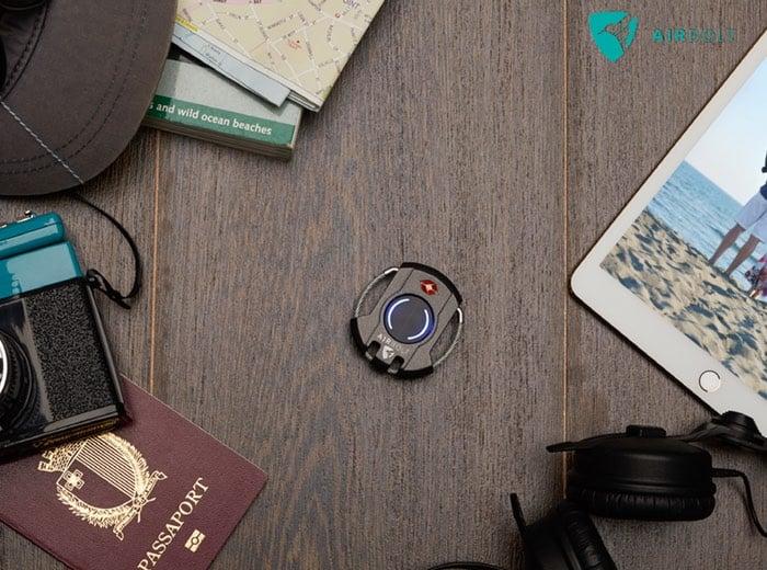 AirBolt Travel Luggage Smart Lock