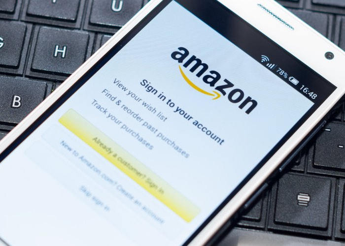 Amazon Two-Factor Authentication