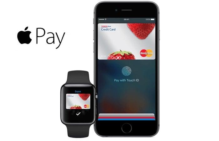 Apple Pay Tesco
