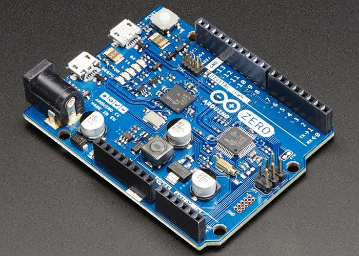 Arduino Zero 32 bit Cortex M0 Arduino Arrives